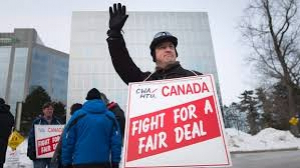 Events This Week in Support of Chronicle Herald Typographical Union Workers