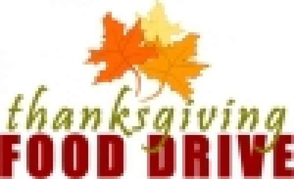 Thanksgiving food drive challenge - Extended!